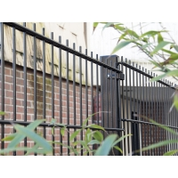 Buy cheap Square post Powder Coated 1.8m Welded Mesh Fencing from wholesalers
