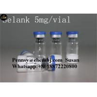 Buy cheap Sleank Polypetide Hormoes Lyophilized Powder CAS 129954-34-3  5mg / vial for Human Growth Hormone Releasing Peptides from wholesalers