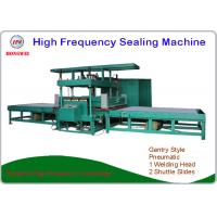Buy cheap High Frequency Dielectric Plastic Heat Sealing Machine For Hospital Mattress from wholesalers