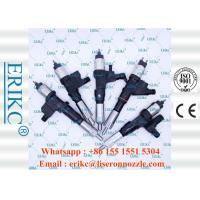 Wholesale ERIKC 095000-5250 denso Original Replacement Injector 095000-5255 DCRI105250 Fuel Unit Injector 8976024852 for Toyota from china suppliers