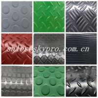 Buy cheap Good quality cheap price eco-friendly wear resistant PVC vinyl flooring laminated car floor mats from wholesalers