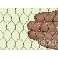 Buy cheap Electro Galvanized Chicken Netting Fence For Road Green Belt Protection Anti Corrosion from wholesalers