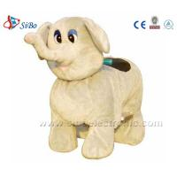 Buy cheap Electric Zippy Animal Rides For Canton Fair , Plush Animal Ride from wholesalers