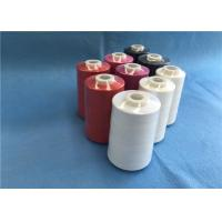 Buy cheap High Tenacity  Dyed Colors Spun Polyester 100% TFO Sewing Thread 40s/2 5000y Price from wholesalers