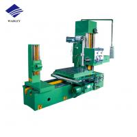 Buy cheap TPX61 Series Horizontal Boring Milling Machine 8r/min ~ 1000r/min Range Spindle Speed from wholesalers