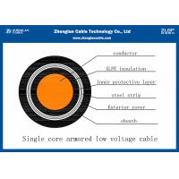 Buy cheap LV Single Core Insulated And Sheathed Cable Armoured Power Cable(CU/PVC/XLPE/STA/NYBY/N2XBY)) from wholesalers