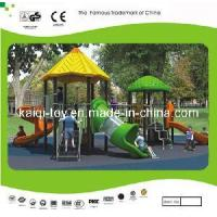 Wholesale 2012 Latest Nature Series Outdoor Playground Equipment (KQ10135A) from china suppliers