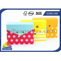 Buy cheap Customized Magnetic Closure Cardboard Gift Boxes / Foldable Paper Box for Perfume or Cosmetic from wholesalers