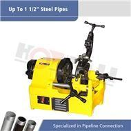 Buy cheap SQ40 Electric Portable Pipe Threading Machine of 1/4-1 1/2,SQ32 Steel Bar Thread Cutting Machine from wholesalers