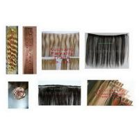 Buy cheap PU skin weft, hand tied weft,hair weft--100% human hair weaving from wholesalers