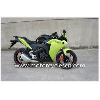 Buy cheap Honda CBR motorbike Air-cooled Green Drag Racing Motorcycles With Two Wheel from wholesalers