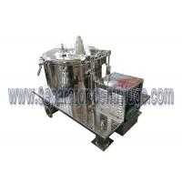 Hermetic Closure Type Plate Top Discharge GMP centrifuge / Pharmaceutical Centrifuge , Explosion - Proof for sale