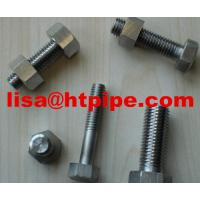 Wholesale Inconel X750 2.4669 threaded rod screw gasket from china suppliers
