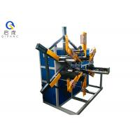 Buy cheap Double / Single Head Pipe Winding Machine 220V / 380V For Cable Making Industry from wholesalers