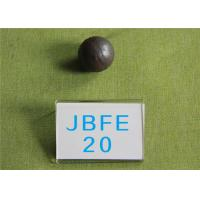 High Hardness 62-63HRC and Unbreakable Hot Rolled Grinding Steel Balls for Mines D20mm