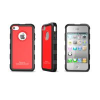 Buy cheap Toughness iPhone 4s Case with Stand / Apple 4g Covers with Kickstand from wholesalers