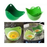Buy cheap Silicone Egg Boiler Holder, Silicon Egg Poachers, Egg Boiler Mould from wholesalers