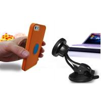 Buy cheap Suction Apple iPhone 6 Plus Car Holder Universal Flexible Magnetic Mount Cradle Holder from wholesalers