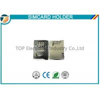 Buy cheap Gold ATTEND SIM CARD Socket SIM Card Holder 115A-ADA0-R02 from wholesalers
