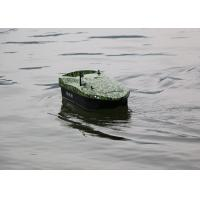 Buy cheap Camouflage RC boat DESS autopilot carp fishing bait boats DEVC-118 RoHS Certification from wholesalers