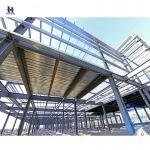 Buy cheap prefab structure warehouse building heavy duty steel workshop from wholesalers