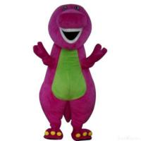 Wholesale Barney The Dinosaur Mascot Costumes For Cartoon Character from china suppliers