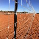 Buy cheap Anti Corrosion 200m Galvanized Fixed Knot Deer Fence from wholesalers