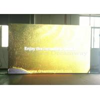 Buy cheap PH 6 Visual Solution Full Color Led Display Board Iron Cabinet Without Back Door from wholesalers