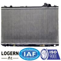 Buy cheap Cross Flow TOYOTA Car Radiator Used In 99-00 Lexus Rx 300/At/Dpi 2271 from wholesalers