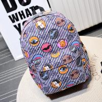 Buy cheap New Arrival Backpack laptop sutdent bags wholesale Chrysanthemum no MOQ promotional cute from wholesalers