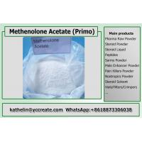 Buy cheap Methenolone Acetate Effective Injectable Primobolan Steroids For Muscle Building 434-05-9 from wholesalers