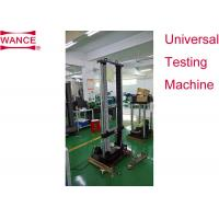 Buy cheap Geotextile Testing Equipment , Tensile Strength Measuring Machine 400kg Weight from wholesalers