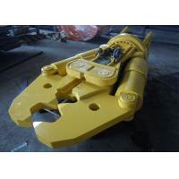 Buy cheap ISO Proved Excavator Shear Attachment For Komatsu PC300-7 Standard Boom from wholesalers