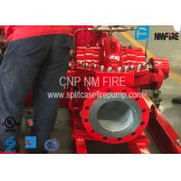 Buy cheap Firefighting Split Case Centrifugal Pump 205PSI For Office Building / Schools from wholesalers