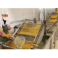 Buy cheap 85kw Food Canning Equipment Canned Sweet Corn Processing Production Line from wholesalers
