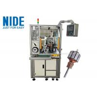 Buy cheap Automatic DC motor Armature Commutator spot welding fusing machine for power tool motors from wholesalers