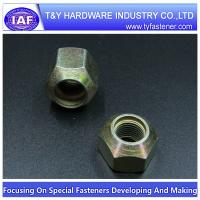 Buy cheap High Quality IFI Wheel nut Zinc Plated from wholesalers