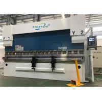 Buy cheap Industrial Hydraulic Press Bending Machine All Steel Welded Structure from wholesalers