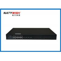 Wholesale Service - Integrated OLT Optical Line Terminal 4 Uplink 10GE Ports 8 PON Ports from china suppliers