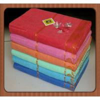 Buy cheap Wholesale High Quality Dobby 100% Cotton Bath Towel Hotel Towel, 5 Star Hotel Bath Towel from wholesalers