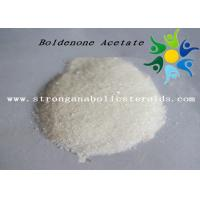 Buy cheap CAS 2363-59-9 Nutrition Boldenone Steroids , Oral / Injectable Anabolic Steroids Boldenone Acetate from wholesalers