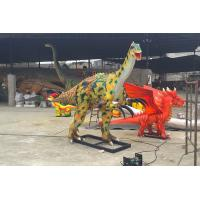 Buy cheap Jurassic World Realistic Dinosaur Sculpture Simulation / Customized Color Available from wholesalers