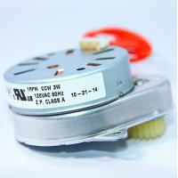 Buy cheap Snp Ac 115v Electrical  Micro Electric Motor 1 Rpm  Low Power Consumption from wholesalers