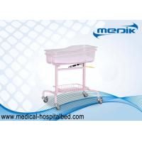 Buy cheap CE approved Pediatric Hospital Beds Transparent Baby Crib Colourful body from wholesalers