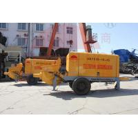 Wholesale 30m3/H Portable Concrete Pump from china suppliers
