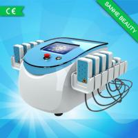 Buy cheap Safety Portable Lipo Laser Slimming Machine 650nm For Stomach Face Hips Lose Weight from wholesalers