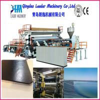 Buy cheap HDPE Geomembrane production machine, Plastic sheet production machine from wholesalers