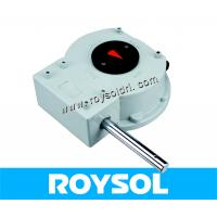 Buy cheap Hot sale RHW part-turn worm gearbox, valve gearbox, worm gear operator from wholesalers