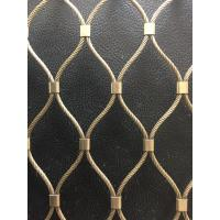 China Golden Stainless Steel 304/316 Wire Mesh Screen Perfect Anti - Rust Property on sale