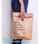 Buy cheap clutch bag tyvek Storage bag Eco-friendly storage bag,brown kraft paper and tyvek sundry storage basket, washable kraft from wholesalers